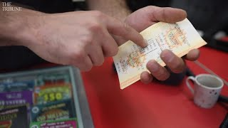 San Luis Obispo Quick Stop sells winning lottery ticket