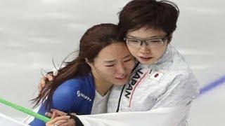 Entertainment News 247 - 小平奈緒のライバル物語、李相花抱き「チャレッソ」