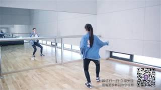 【May J Lee】 Uptown Funk 舞蹈镜面教学 Part 4