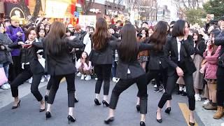 JHKTV] 홍대 케이팝댄스씨엘씨도깨비 hong dae k-pop dance (idol) clc hobgoblin
