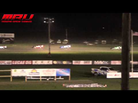 MLRA vs CBC Late Model Feature during the Carlson Clash at Park Jefferson Speedway on May 29th