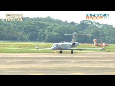 4 Gulfstream 550 AEW aircraft to guard Singapore's skies