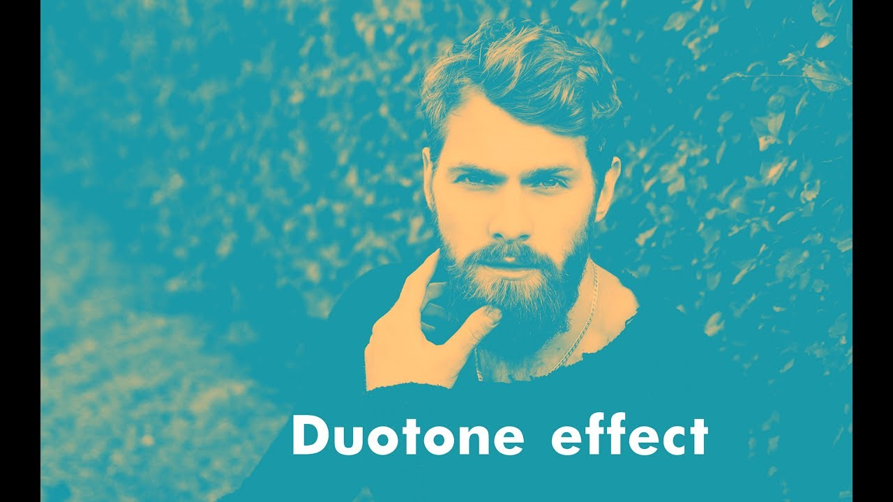 Vitorials – How to create duotone effect in Adobe Photoshop