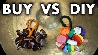 DIY Percussion Rattles/Shakers