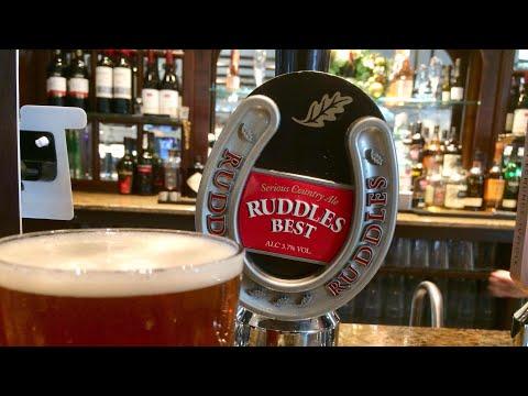 #818 Greene King | Ruddles Best Bitter 3.7%ABV (British Ale)