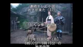 連続テレビ小説 あさが来た(37) 「だんな様の秘密」 2015年11月9日(...