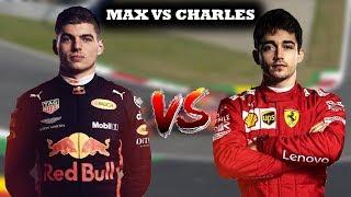 Max Verstappen Vs Charles Leclerc - Who Is Better?