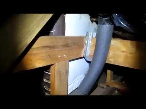 Attic Based Passive Domestic Solar water Heat Exchanger system, Public Disclosure