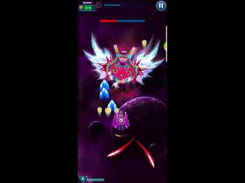 [New Booster] Level 160 GALAXY ATTACK: ALIEN SHOOTER | Best Relax Game Mobile | Arcade Space Shoot |