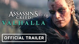 Assassin's Creed Valhalla - Official Trailer (Female Eivor)
