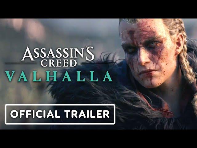 Assassin's Creed Valhalla - Official Trailer (Female Eivor)
