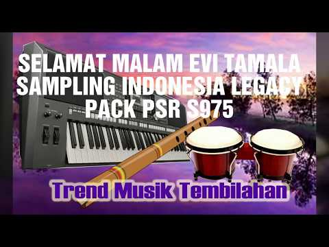 SAMPLING INDONESIA LEGACY PACK YAMAHA PSR S975