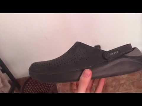Обувь Crocs обзор отзыв стоит ли покупать в 2019 на отдых