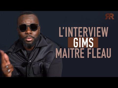 """Youtube: Gims: """"J'ai plus envie de me bagarrer dans des textes de rap""""… [Interview Maître Fléau]"""