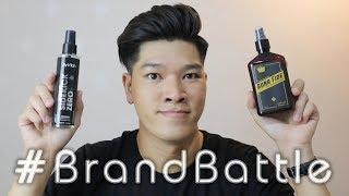 So găng Sidekick Zero & Bona Fide Texture Spray | Brand battle