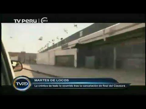 TV Perú Deportes | Noticias de Alianza Lima 02/12/2014