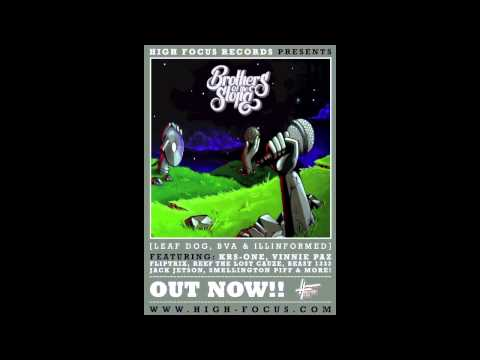 Brothers Of The Stone - Go Hate Feat. Reef The Lost Cauze (AUDIO)