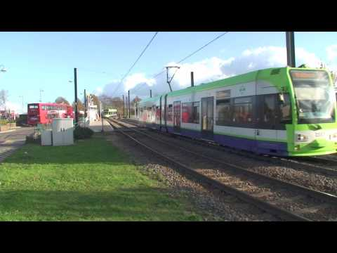 London Trams 5 New Addington + Village