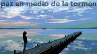 Paz en la Tormenta - Jesús Adrián Romero (letra)