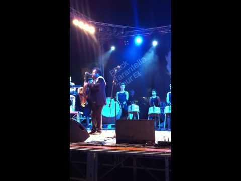 ENZO AVITABILE & BOTTARI TORELLI DI MERCOGLIANO 3/08/2012 IN CANTA PALESTINA