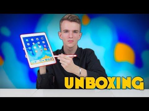 Il NUOVO iPad 2018 - Unboxing e Prime Impressioni