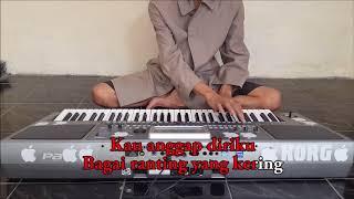 Karaoke Bagai Ranting Yang Kering Tasya Cover Dangdut Koplo No Vokal Sampling Keyboard
