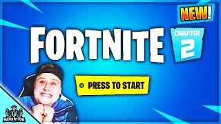 *NEW* Fortnite Chapter 2 Season 1 LIVE NOW BattlePass Giveaway Tier100 Skins(FORTNITE BATTLE ROYALE)