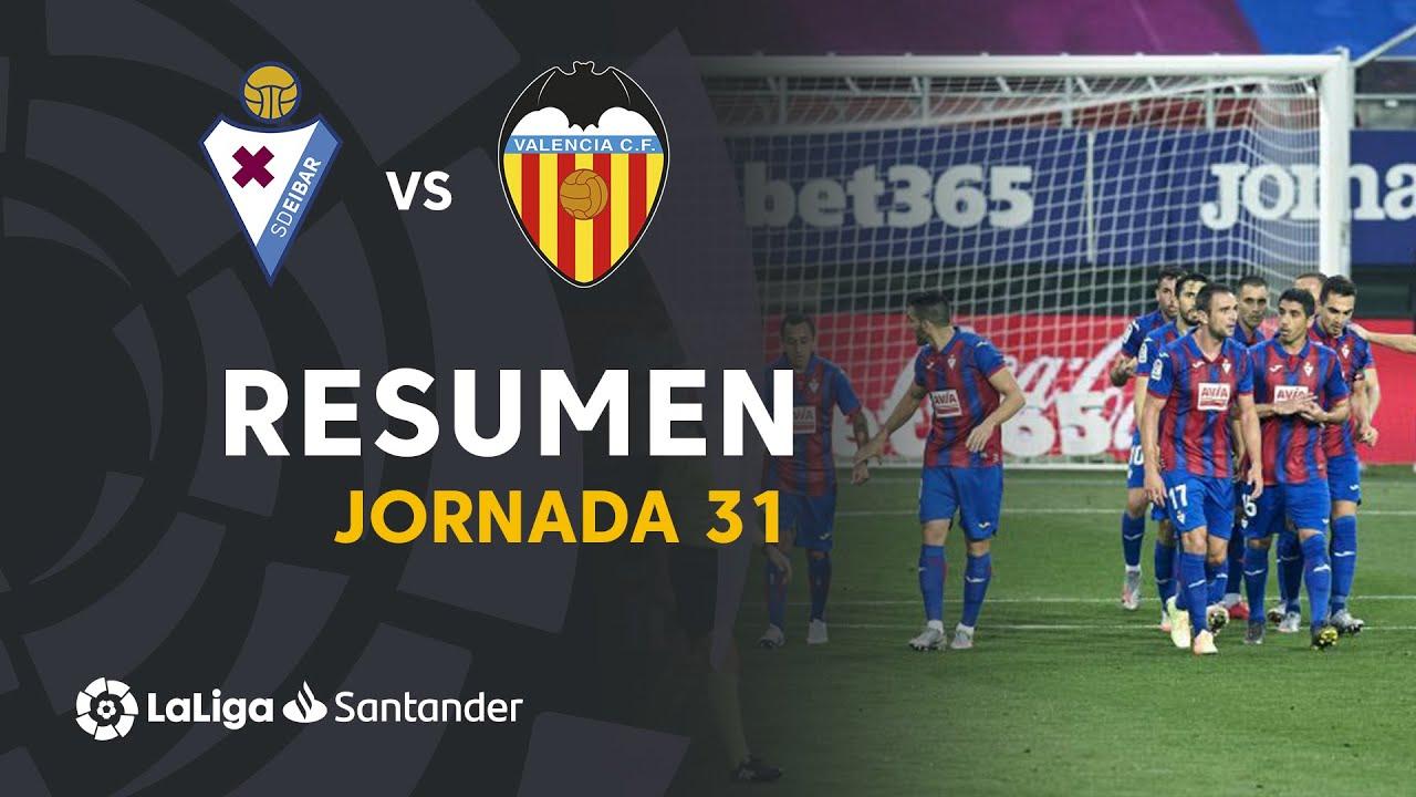 Эйбар  1-0  Валенсия видео