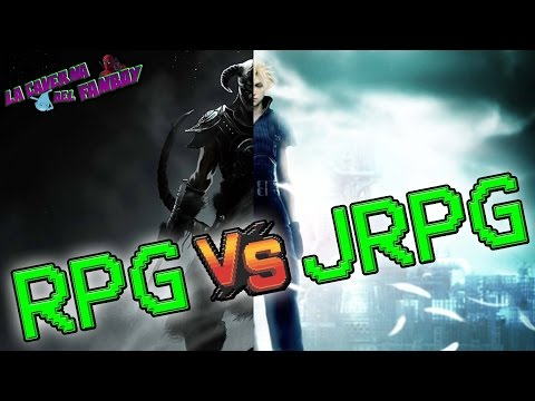 RPG VS JRPG ¿Cuál Es La Diferencia?