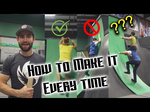 Wisco Warriors: Warped Wall Tutorial thumbnail