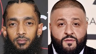 DJ Khaled SHOCKS The World With This Announement About Nipsey Hussle Today!!