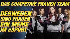 Deswegen sind Frauen ein Meme im eSport! Vaevictis eSports Female Roster [League of Legends]