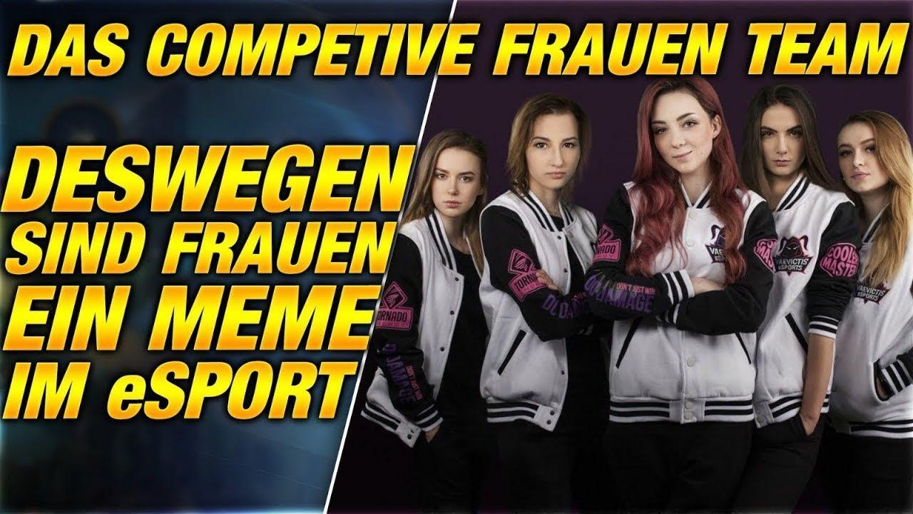 Bildergebnis für Frauen E-Sport
