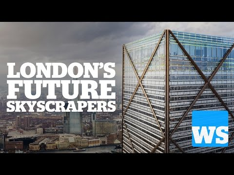 London's Future Skyscrapers | WhizzShare