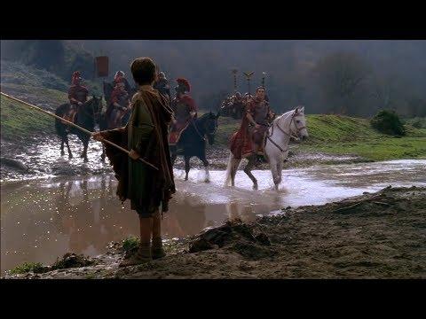 Caesar Cross The Rubicon - Rome S01E02