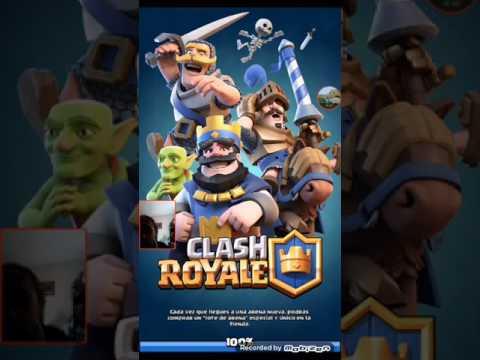 Clash royal #1 comienzo de victorias taller de construccion💀