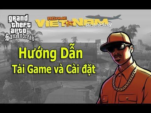 [ SA-MP.VN ] Hướng dẫn Tải Game & Cài đặt Gta SanAndreas Online