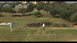 The Sounds of Golf at TPC Four Seasons