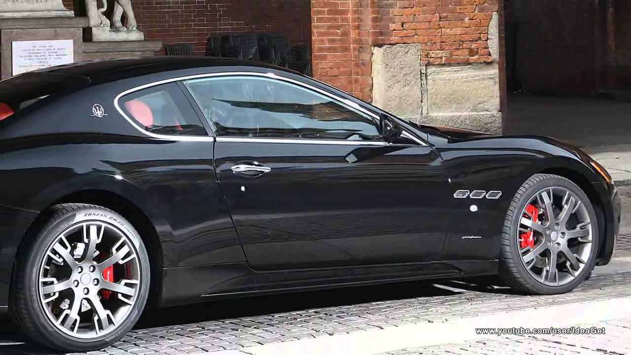 Maserati GranTurismo S 2009 Model - YouTube