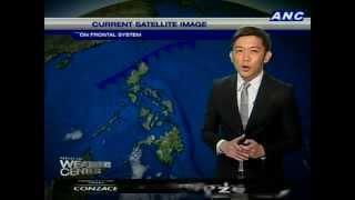 Weather Update: Pagasa monitoring 'rare' Low Pressure Area
