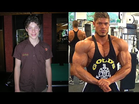 TRANSFORMATION (14 23 years) Journey To A Classic Bodybuilder