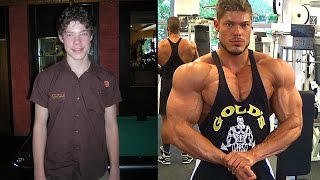 TRANSFORMATION (14 - 23 years) - Journey To A Classic Bodybuilder