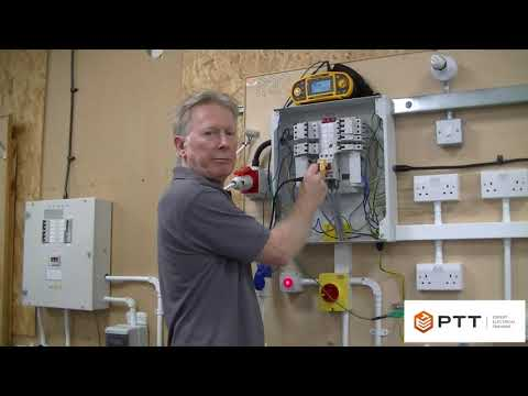 Ze And PFC Tests For A 3 Phase Circuit