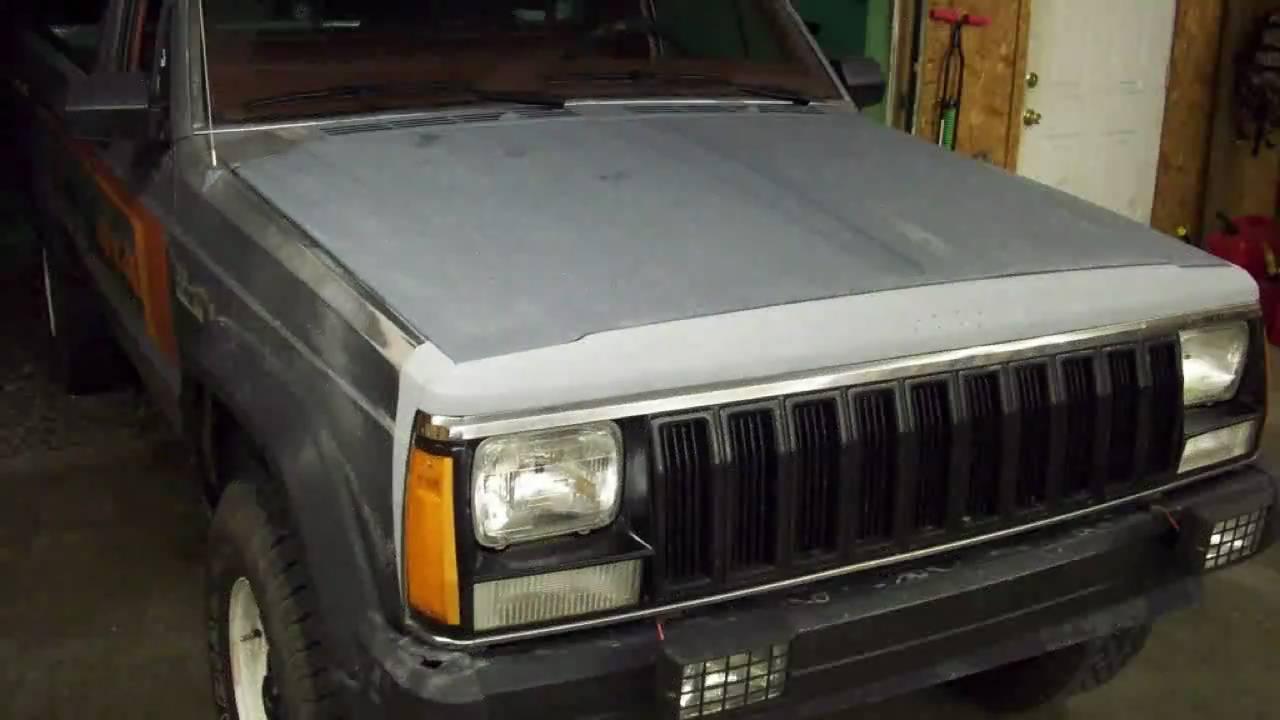 My 86 Jeep Comanche