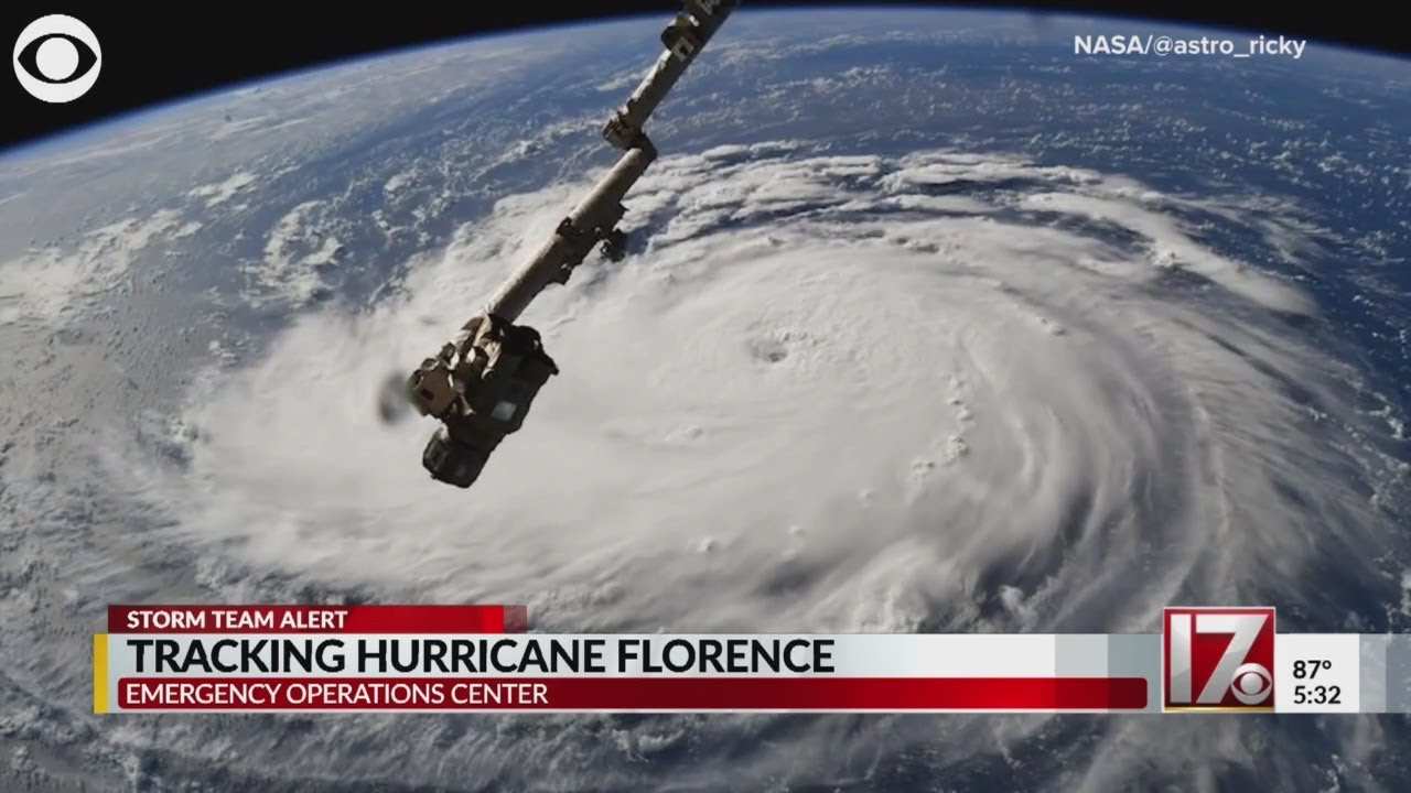 BREAKING: Gaston braces for possible tornadoes, flooding