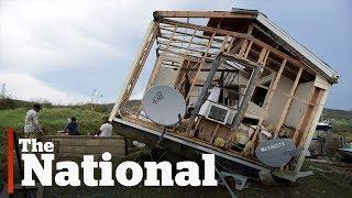 Hurricane Irma devastates Caribbean en route to Florida