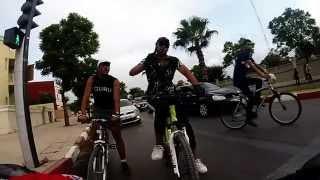 Ghost's Bike trip