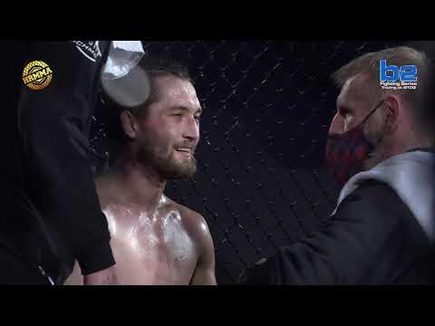 HRMMA 117 Fight 10 Bryant Haynes vs Matt Moore 145 Title Ammy