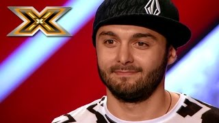 Стоколос Роман. «Cry me a river» Justin Timberlake. Х-фактор 6. Шестой кастинг