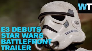 E3 Trailers: Star Wars Battlefront & Playstation TV | What's Trending Now